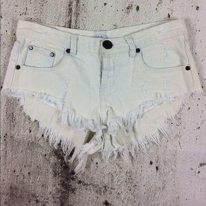 TOBI jeans shorts