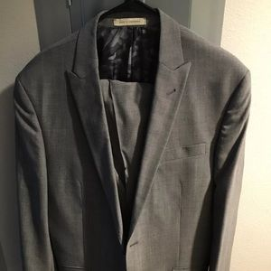 Joseph Other - Joseph abbound men's light grey suit 42L 32x34