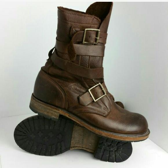 Vintage Shoe Company Mens Boot