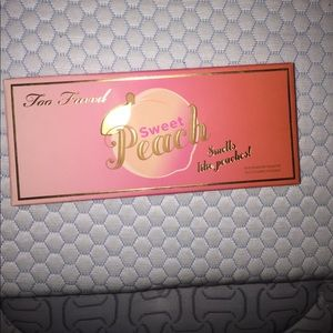 Too Faced Other - SWEET PEACH PALETTE