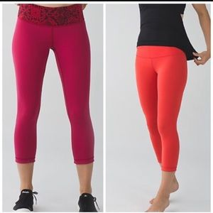 lululemon athletica Pants - Reversible Lululemon