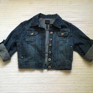 Highway Jeans Jackets & Blazers - Cropped Denim Jacket