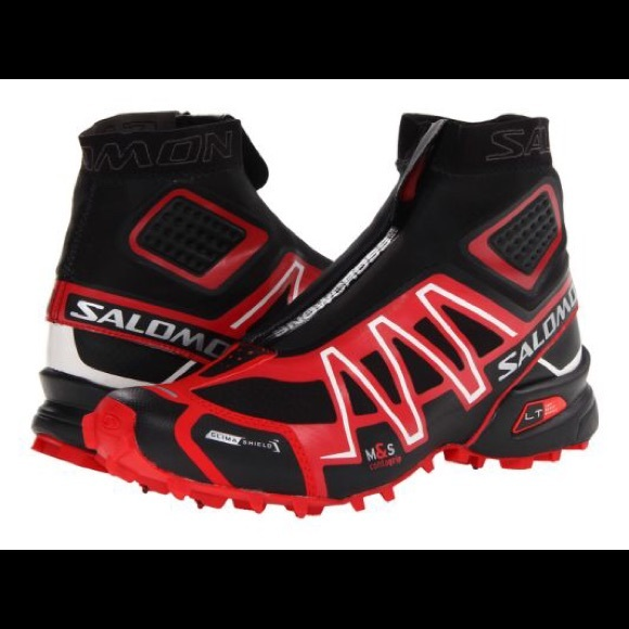 new arrivals 7a9b4 511ec NEW Salomon Snowcross CS 1 Trail Running Shoe NWT