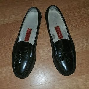Cole Haan Other - Cole Haan Black, Size 11, Loafers with Tassels