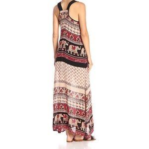 Band of Gypsies Dresses & Skirts - Band of gypsies elephant boho maxi dress