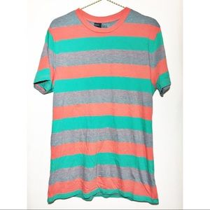 URBAN OUTFITTERS Men's Striped Tee by BDG.