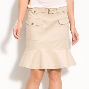 Tory Burch Dresses & Skirts - NWT Tory Burch Dacey Stretch Cotton Skirt Size 10
