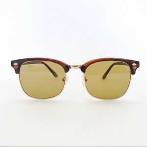 Accessories - Classic Vintage Browline Sunglasses