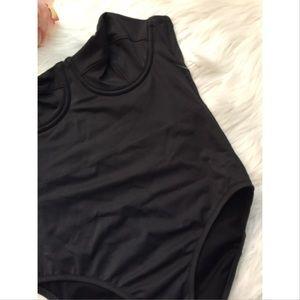 J. Crew Other - FINAL❗️J.Crew Monokini Gray Strapless Bathing suit