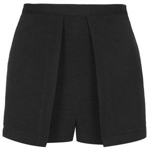 Topshop Pants - Sale! TopShop Black Structured High Waist Skort