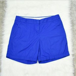 J. Crew Pants - J. Crew Royal Blue Bermuda Shorts