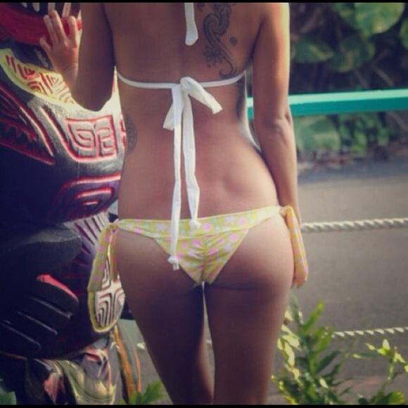 Lilikini Other - Lilikini Scruntch Butt Bikini Bottom LARGE