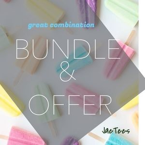 Denim - BUNDLE AND OFFER