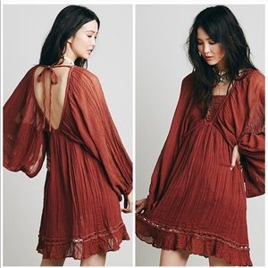 Free People Jens Pirate Booty Justine Dress