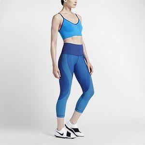 Women's Nike Zoned Sculpt Tight Fit Capri XL