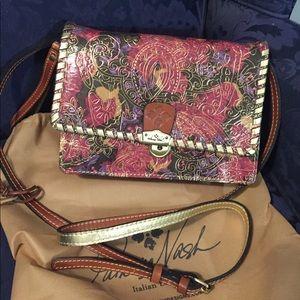 Patricia Nash Handbags - ⚡️Closet Clear ou⚡️Patricia Nash Crossbody Bag