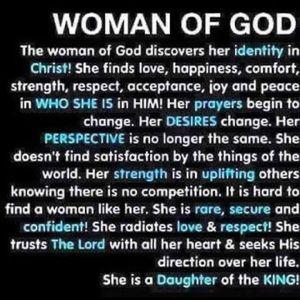 Accessories - Women of God