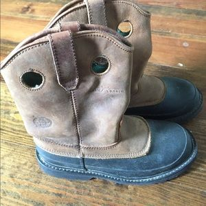 Georgia Boot Other - Georgia boots youth boy