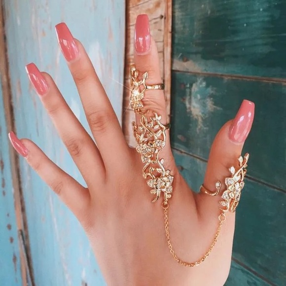 Amazon Com Knuckle Rings