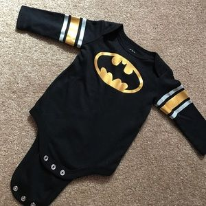 Batman Other - Batman onesie