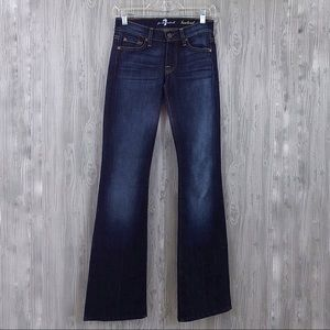 7 For All Mankind Denim - 7 For All Mankind Bootcut Fit Jeans Size 23
