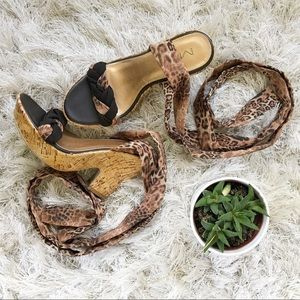MIA Shoes - NWOT MIA Fulani strappy platform sandals