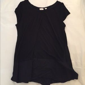 Anthropologie Tops - Solid Black Anthropologie Top