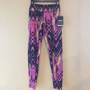Asics Running Tights / Leggings. Size XS. NWT