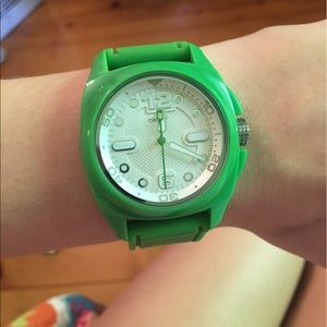 DKNY Green Watch