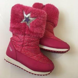 Agatha Ruiz De La Prada Other - Agatha Ruiz De La Prada Snow Boots Size 33 (1.5/2)