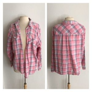 Sonoma Tops - Sonoma plaid top