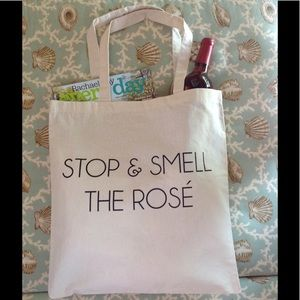 SoShelbie Handbags - 'Stop & Smell The Rose' tote