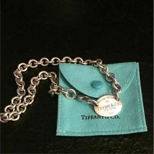 Tiffany & Co. Jewelry - Tiffany & Co. Sterling Silver Necklace