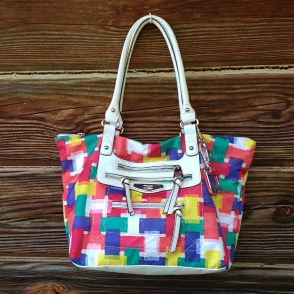 Tyler Rodan Handbags - Colorful Tyler Rodan Purse
