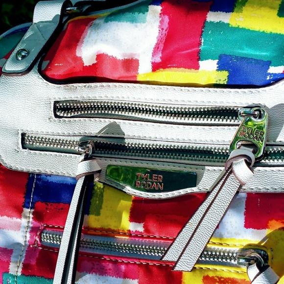 Tyler Rodan Bags - Colorful Tyler Rodan Purse