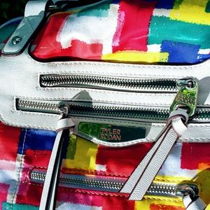 Tyler Rodan Bags - Colorful Tyler Rodan Purse