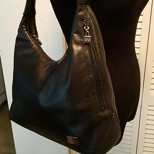 a64bbbc3db Perlina Bags - Sale! PERLINA LEATHER HOBO HANDBAG