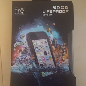 Lifeproof Fr? for iPhone 5c