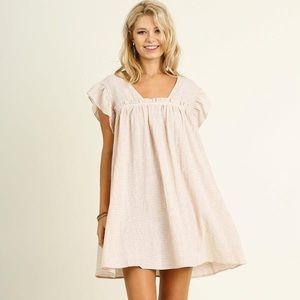 umgee Dresses & Skirts - Umgee babydoll dress