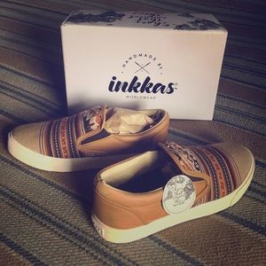 Inkkas Shoes - NWT Inkkas size 10 La Paz slip on shoes