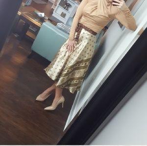 European Culture Dresses & Skirts - Silk skirt 100%