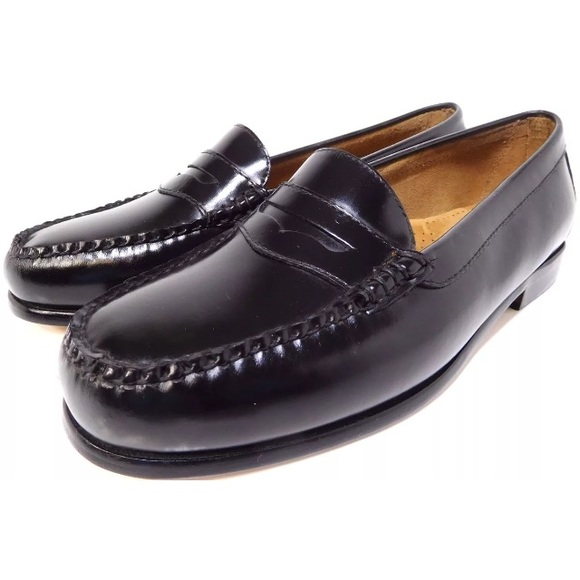 41% off Bass Shoes - Bass Weejuns Womens Leather Penny ...