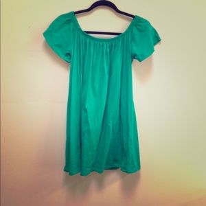 NWOT SUMMER TUNIC TOP/COVER UP