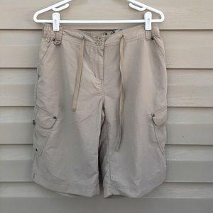 TCM Pants - TCM nature gear women's Khaki shorts
