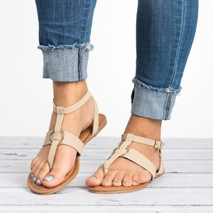 57 Rotate Thong Mauve Sandals