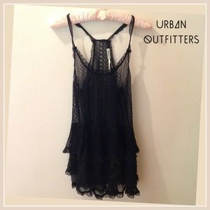 Urban Outfitters Dresses & Skirts - UO Black Lace Dress