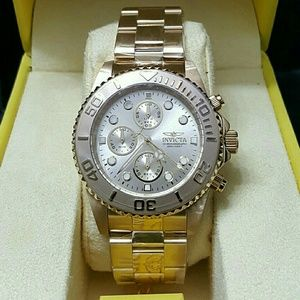 Invicta  Other - Friday sale,$700 Invicta 18k  gold watch
