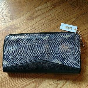 Aimee Kestenberg Handbags - Aimee Kestenberg Zip Around Passport Wallet