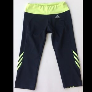 Adidas Capri Pants Medium