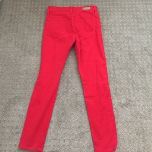 AG Adriano Goldschmied Jeans - High rise skinny jeans